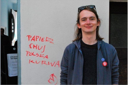 Jan Kapela, red. Krytyki Politycznej