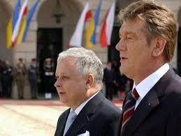 Kaczyński_Juszczenko