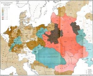 Juden_1881- Żydzi aszkenazyjscy XIX w.