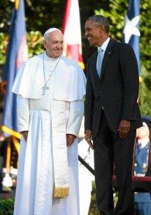 z18898391Q,Papiez-Franciszek-i-prezydent-Barack-Obama-w-srode