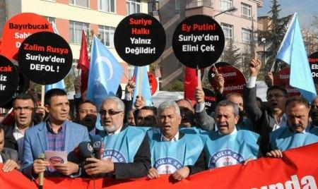 z19240559Q,Wczorajszy-protest-przed-ambasada-Rosji-w-Ankarze-