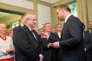 z20157151Q,22-maja--Oslo--Prezydent-Andrzej-Duda-podczas-spot