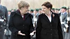 Szydło_Merkel