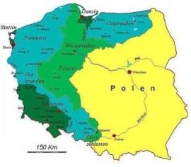 Polska-mapa