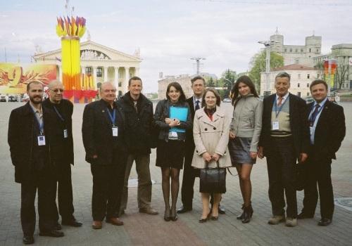 Piskorski i MG v Minske 2011