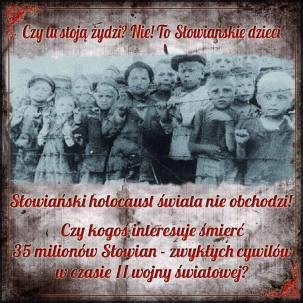 Znalezione obrazy dla zapytania ludobójstwo słowian - zdjęcia